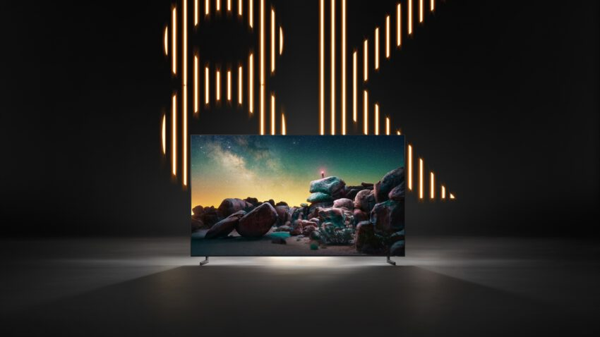 8K TVs - not only the resolution counts!